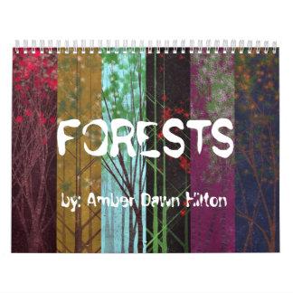 Forests Calendar
