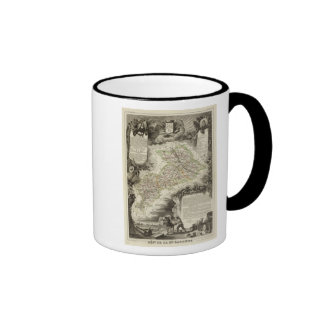 Forests, cities, towns coffee mugs