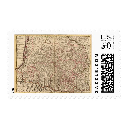 Forests in France Postage
