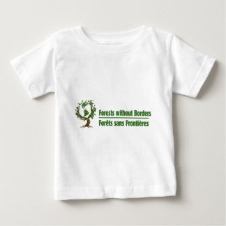 Forests without Borders - Forêts sans frontières Baby T-Shirt