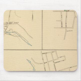 Forestville, S Glastonbury, E Berlin Mouse Pad