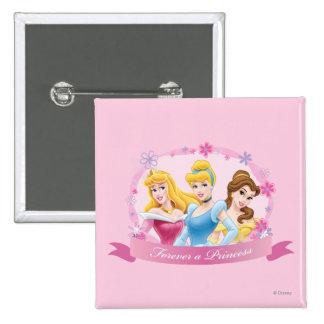 Forever a Princess Button