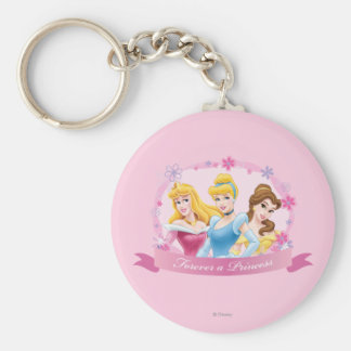 Forever a Princess Key Chains