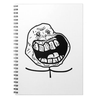 forever alone face journals