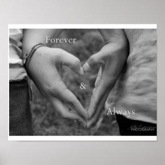 Forever & Always Poster