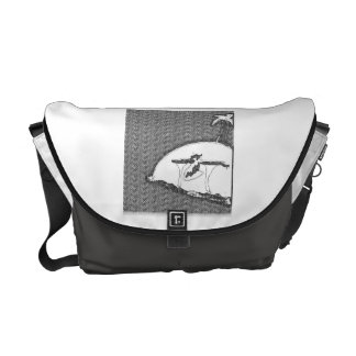 forever an island messenger bag