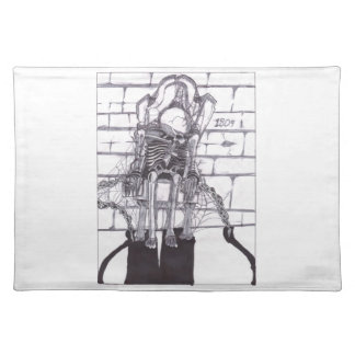 Forever and A Bone American MoJo Placemats
