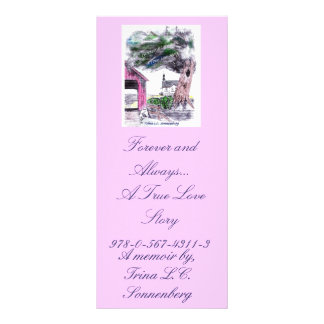 Forever and Always...Bookmarks Rack Card