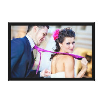 Forever and ever! canvas print