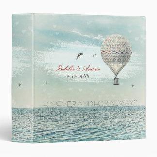 Forever and for always flight vinyl binder
