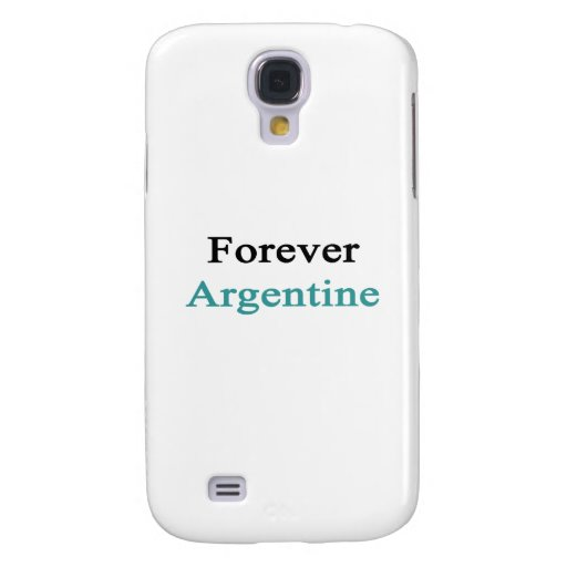 Forever Argentine Samsung Galaxy S4 Covers