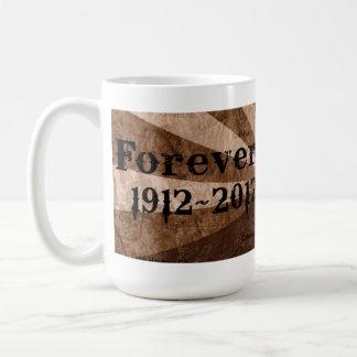Forever Arizona 1912~2012 mug (white)