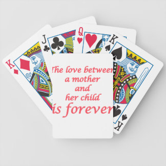 forever bicycle playing cards