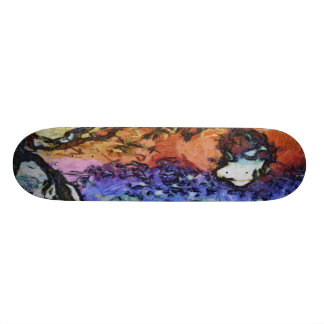 FOREVER BLOWING BUBBLES SKATE BOARDS