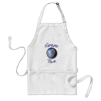 Forever Blue Earth Adult Apron