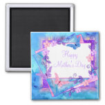 forever butterflies-Happy Mother's Day-2 Magnets