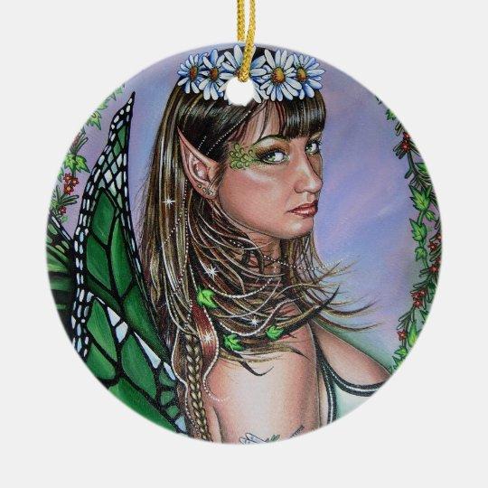 Forever.. Ceramic Ornament