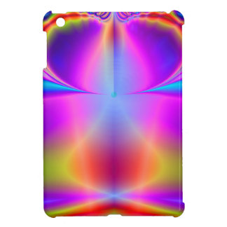 Forever Color Fractal iPad Mini Cover