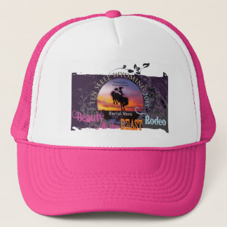 Forever Cowgirl rodeo hat