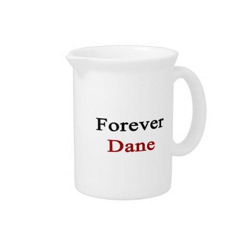 Forever Dane Beverage Pitchers