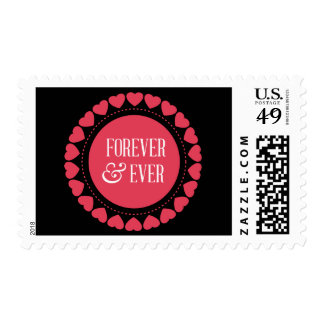 Forever & Ever Love Postage
