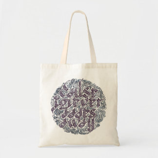 Forever Fades Away Tote Bags