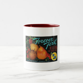 forever first pear mug