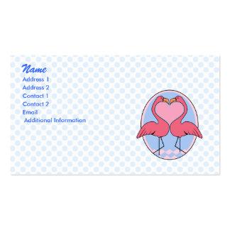 Forever Flamingos Business Card