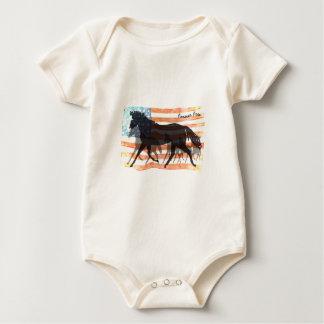 Forever Free Baby Bodysuit
