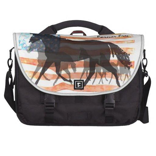Forever Free Laptop Messenger Bag