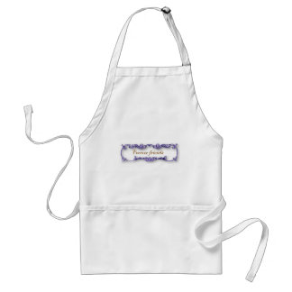 forever friends adult apron