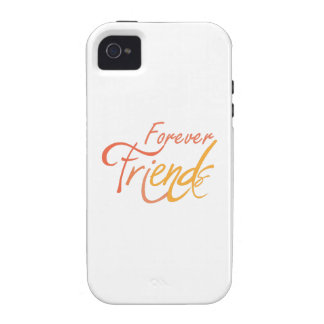 Forever Friends Vibe iPhone 4 Cover