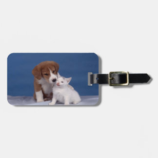 Forever Friends Bag Tag