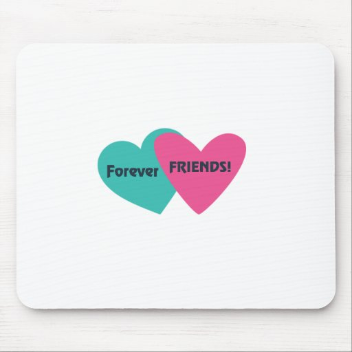 Forever Friends Mouse Pad