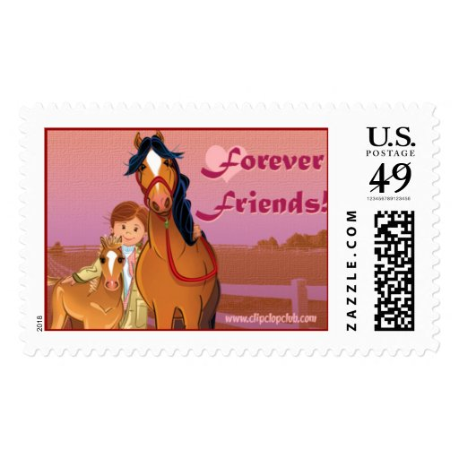 Forever Friends! Stamp