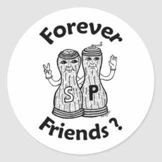 Forever Friends? Stickers