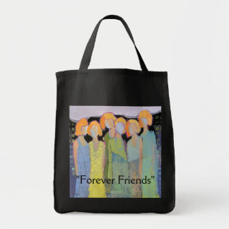 """""""Forever Friends"""" Tote Bag"""