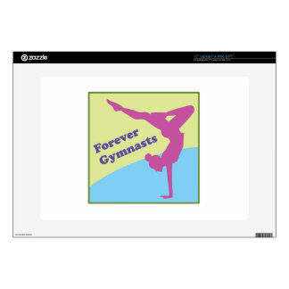 Forever Gymnasts Decal For Laptop