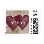 Forever Hearts Postage