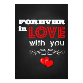 Forever in Love With You Card