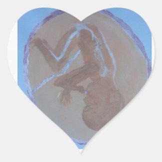Forever In My Heart.jpg Heart Sticker