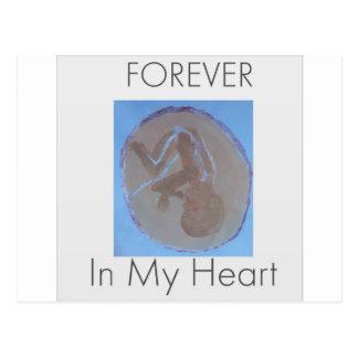 Forever In My Heart.jpg Postcard