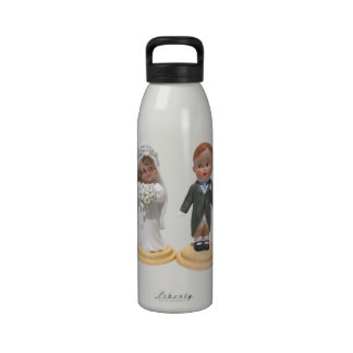Forever in my Heart Liberty Water Bottle