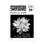 Forever in Our Hearts - Clematis - Funeral Postage