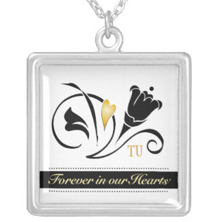 Forever in our Hearts Custom Necklace