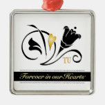 Forever in our Hearts Custom Ornament