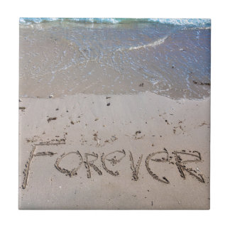 Forever In The Sand Tile