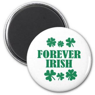 Forever Irish Fridge Magnet