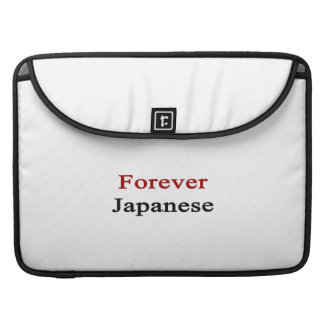 Forever Japanese Sleeves For MacBooks