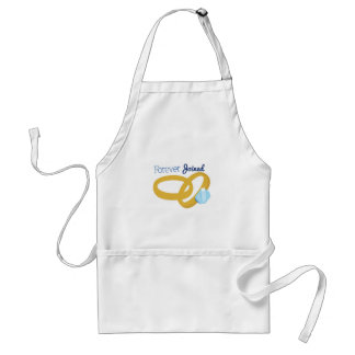Forever Joined Adult Apron
